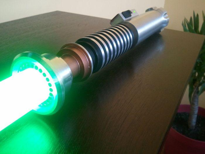 Звездные войны световые мечи своими руками