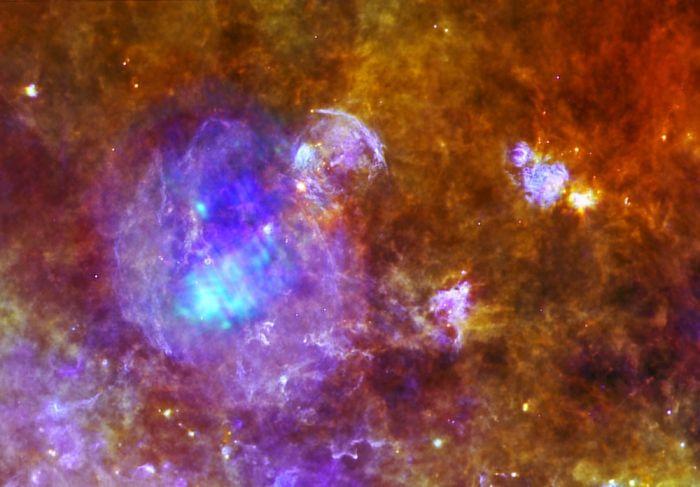Завораживающие снимки космоса (40 фото)