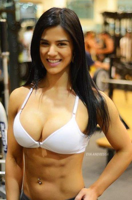 el gym y sus chicas
