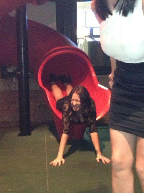 Забавные снимки смешных девушек. Часть 2 (30 фото)