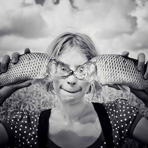 """Отличные иллюзии в стиле """"не верь своим глазам"""" (40 фото)"""