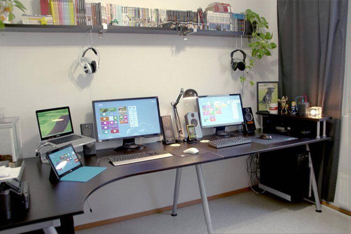 Мечта любого, кто работает за компьютером (31 фото)