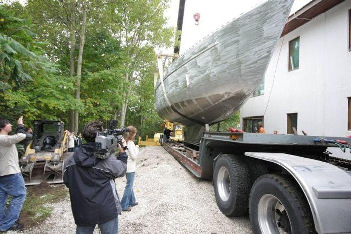 WarNet.ws: Шикарная яхта своими руками (72 фото)