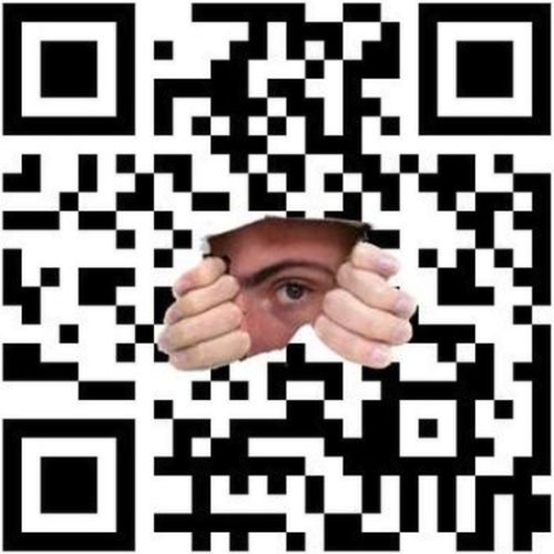Новый вид фишинга - переклейка QR кодов мошенниками (3 картинки + текст)
