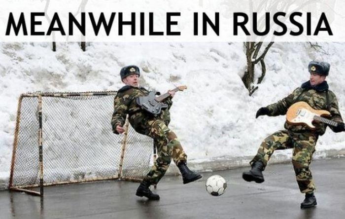 Западным людям умом Россию не понять (38 фото)