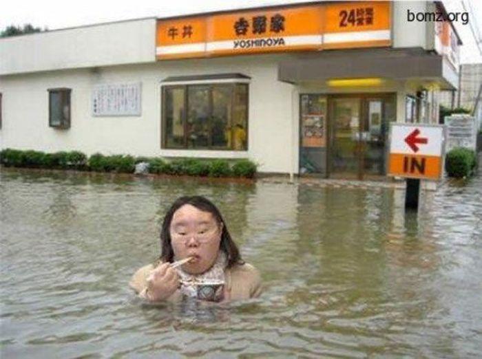 Сумасшедшие снимки из Азии (34 фото)