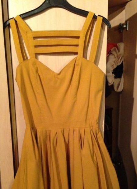 Как девушка платье продавала (1 фото)