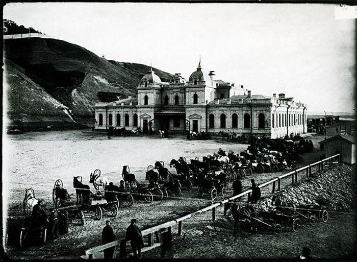Редкие архивные снимки царской России (44 фото)