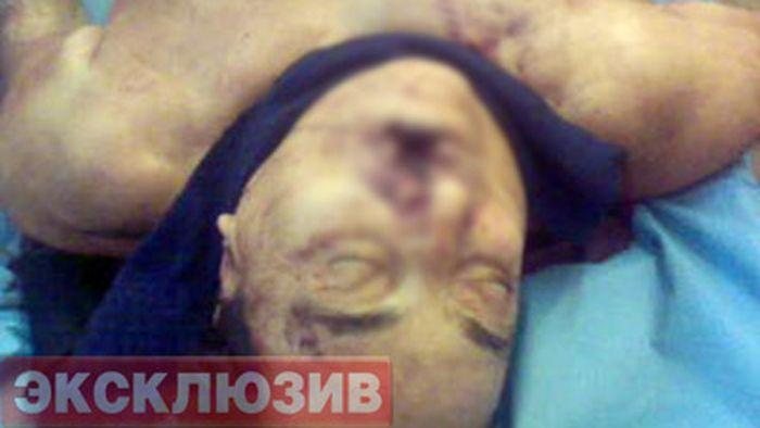 Криминальный авторитет Дед Хасан был убит в Москве (14 фото)