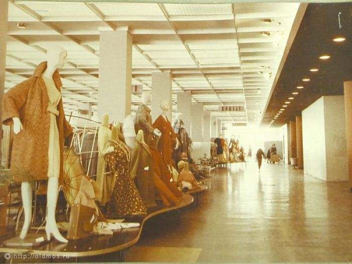 Как и чем торговали в советские годы (52 фото)