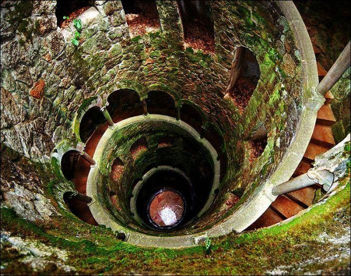 Таинственное место посвящения масонов (8 фото)