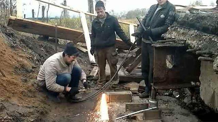 Предприниматели отремонтировали мост своими силами, сэкономив миллионы (4 фото + видео)