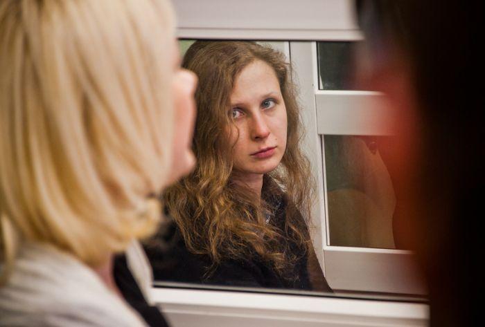 Мария Алехина получила отказ в суде (15 фото)