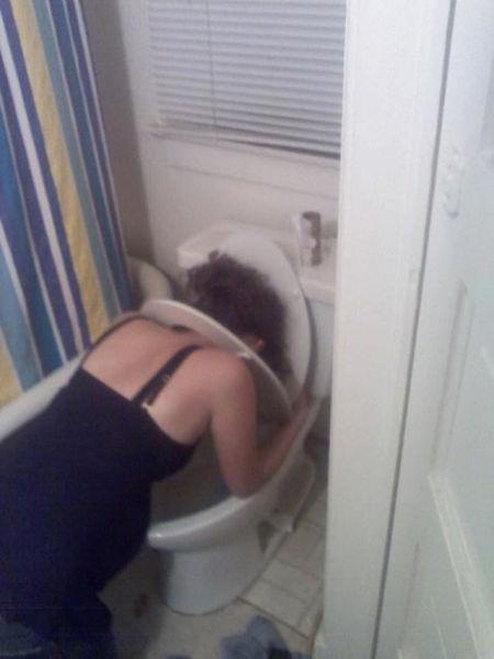 Люди, которые не знают меры в алкоголе (55 фото)