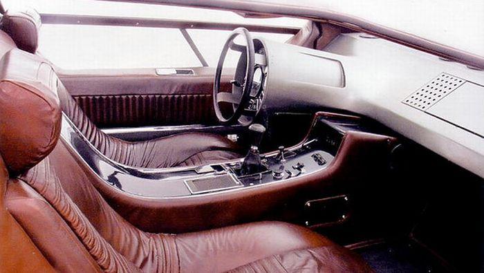 Самые необычные дизайны автомобильных рулей (39 фото)