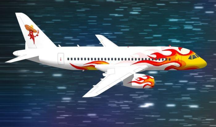Самые креативные варианты раскраски для самолетов Аэрофлота (55 рисунков)