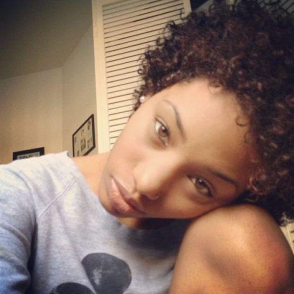 Привлекательные темнокожие девушки (50 фото)