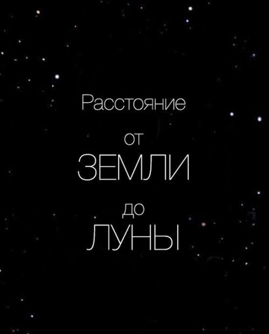 Визуальное изображение расстояния от ...: trinixy.ru/81681-vizualnoe-izobrazhenie-rasstoyaniya-ot-zemli-do...