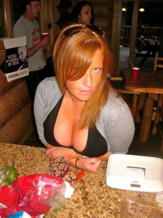 Привлекательные рыжеволосые девушки (41 фото)