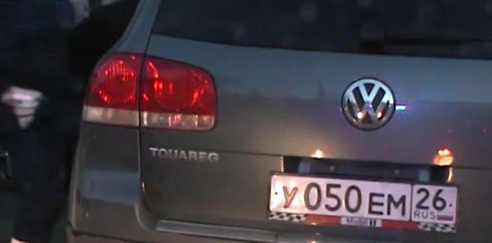 Пьяный водитель, чуть не убивший гаишника, арестован на 15 суток (3 фото + видео)