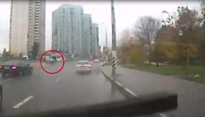 Прокурор продал машину за 5 минут до аварии (5 фото + видео)