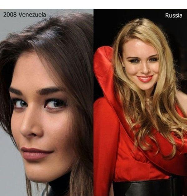 Победительницы конкурсов красоты из разных стран мира (10 фото)
