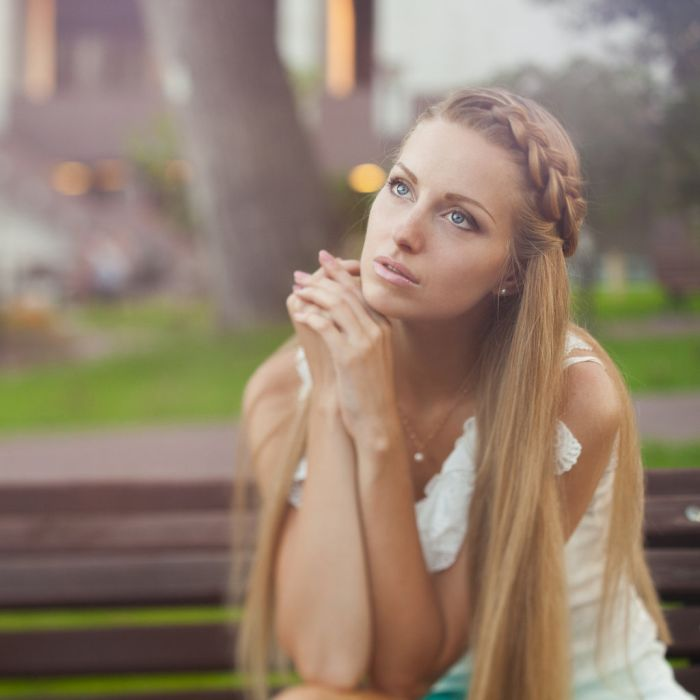 Симпатичные и милые девушки (60 фото)