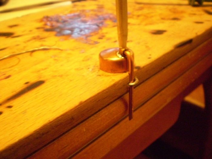 Стимпанк USB-зажигалка своими руками (180 фото)