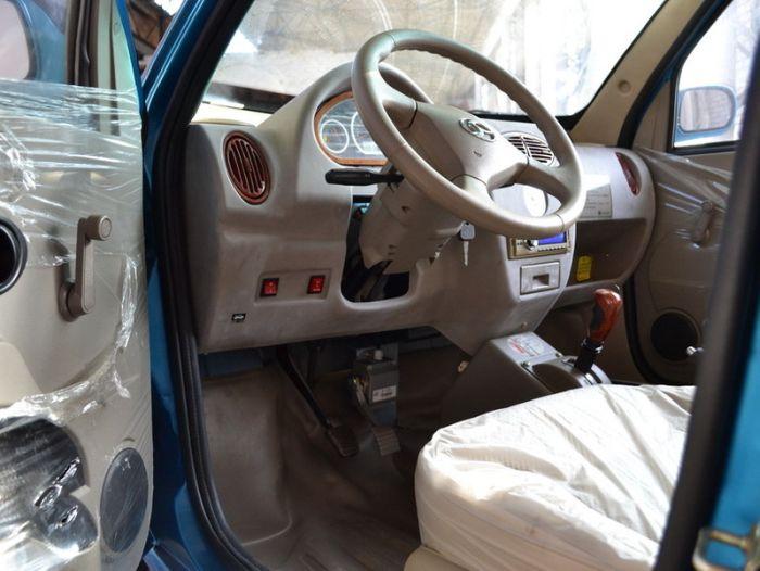 Отечественный электромобиль E-Car за полмиллиона рублей (19 фото)