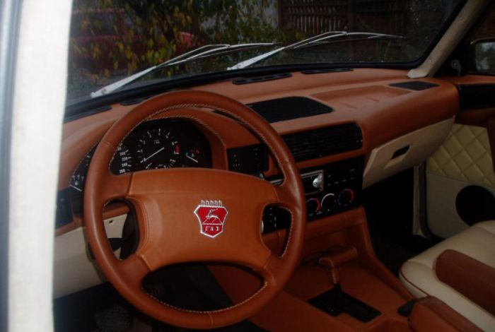 Eski BMW Volga GAZ 24 Nasıl Yenilenir ? (36 fotograf)