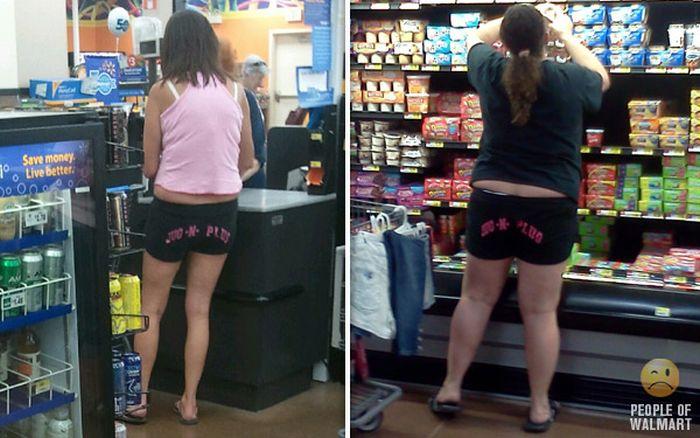 Смешные люди из супермаркетов. Часть 20 (65 фото)