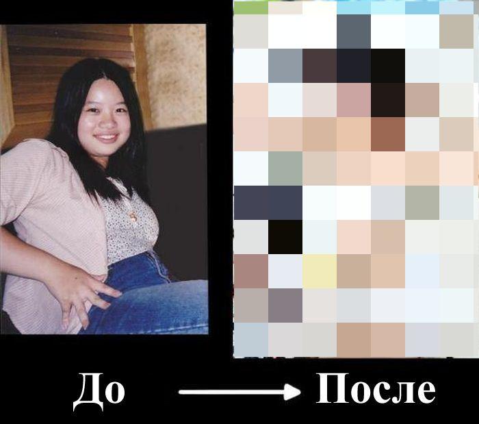 Косплей стал мотиватором для похудения (6 фото)