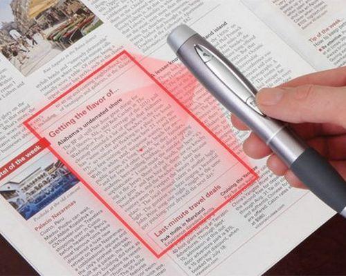 Ручка будущего (2 фото)