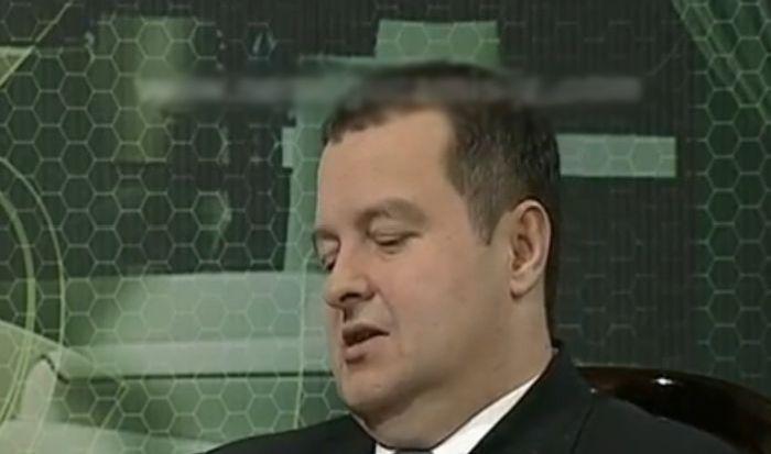 Телеведущая без трусов пошутила над сербским премьер-министром (7 фото + видео)