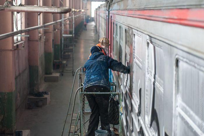 Необычный способ вандализма (24 фото + видео)