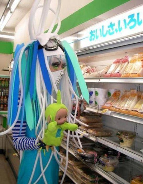 Только в Японии. Часть 6 (39 фото)