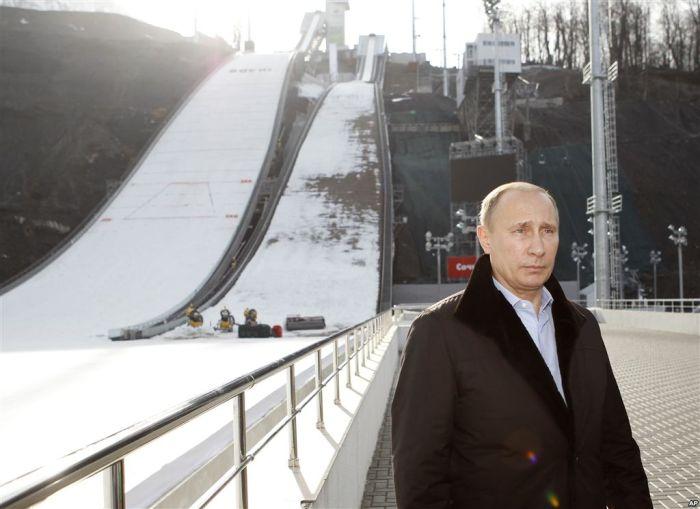 Президент РФ уволил вице-президента олимпийского комитета (4 фото + видео)