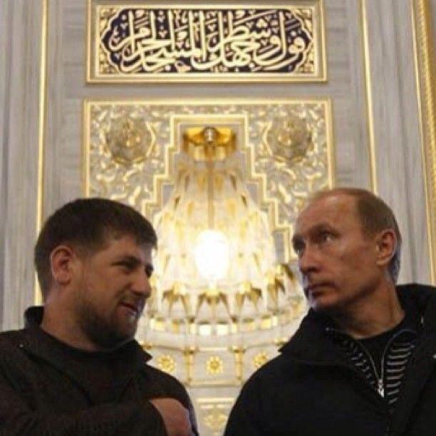 Инстаграм Рамзана Кадырова (26 фото)