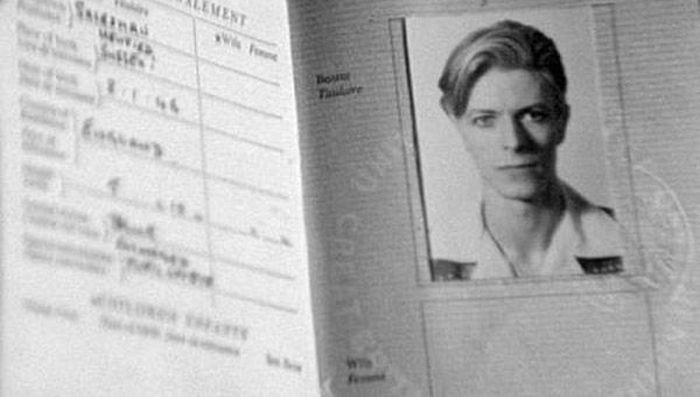 Знаменитости и их паспорта (17 фото)