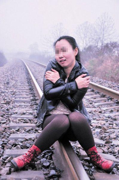ТП родом из Китая и её судьбоносная фотосессия (4 фото)
