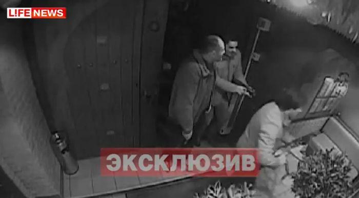 Массовая перестрелка в ресторане Москвы (3 фото + видео)