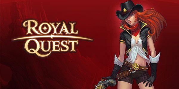 Royal Quest: бесплатная MMORPG от авторов Космических Рейнджеров и King's Bounty