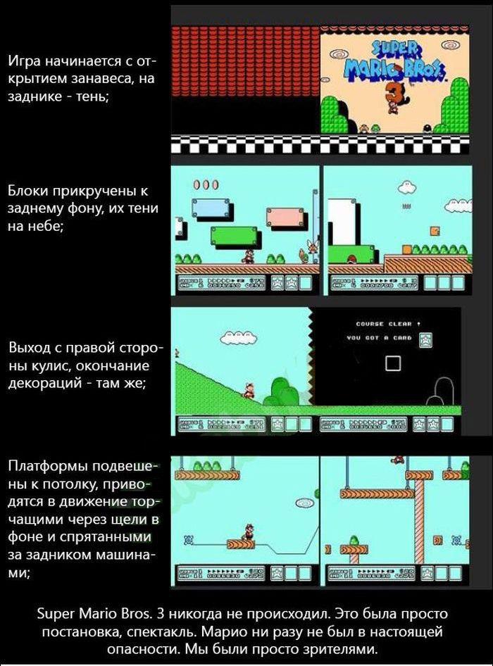 Взгляд на мультфильмы с другой стороны (6 картинок)