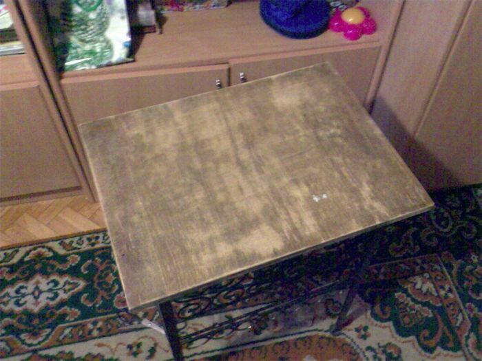 Как модифицировать старый столик и ноутбук? (10 фото)