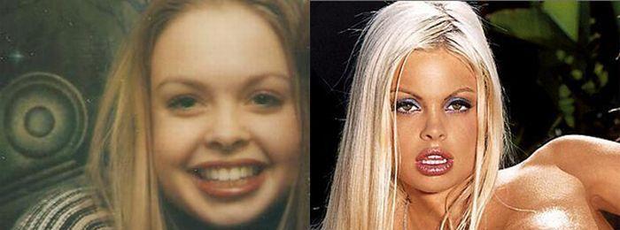 Какими были порно актрисы до начала карьеры (13 фото)