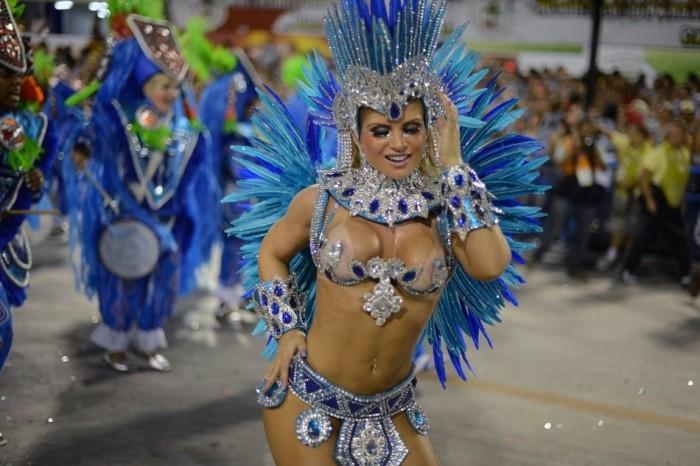 Карнавал в Рио-де-Жанейро - 2013. Часть 2 (47 фото)