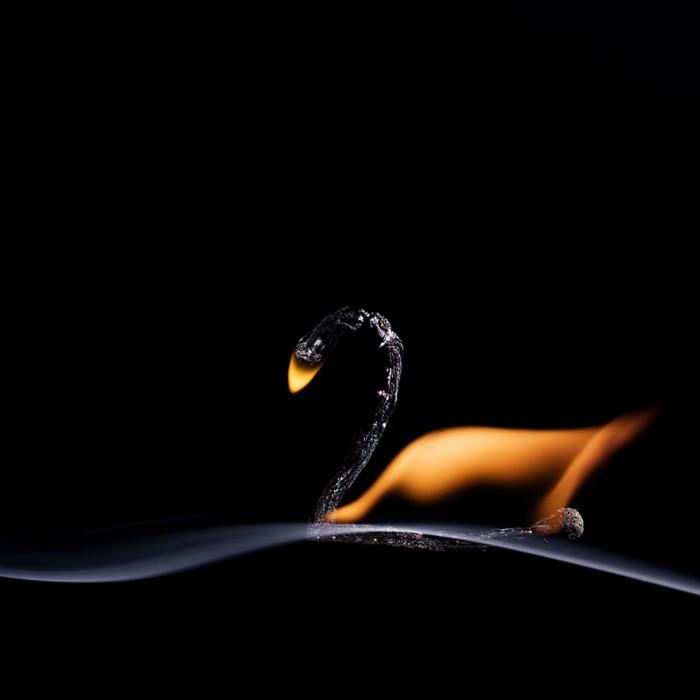 Kibrit Yakma Sanatı -Stanislav Aristov (25 Fotograf)