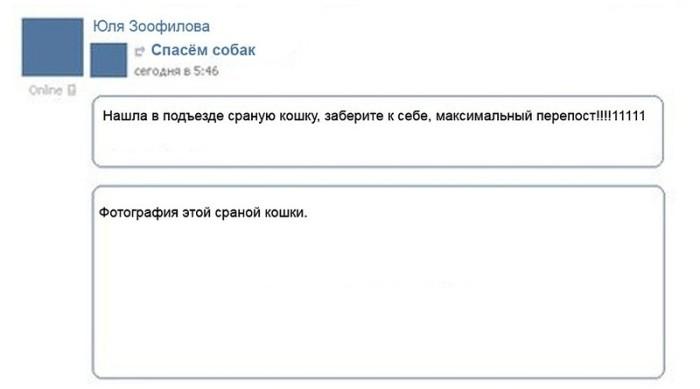 Как добавляют новости ВКонтакте (8 картинок)