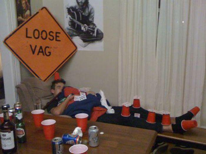 Люди, которые не умеют пить (60 фото)