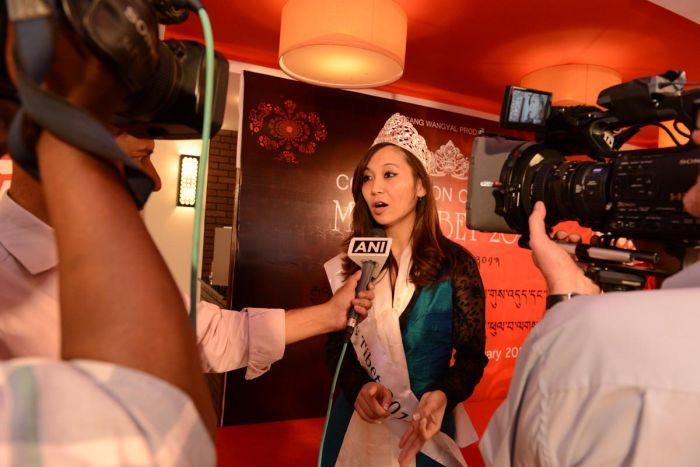 """Победительницей конкурса """"Мисс Тибет"""" стала его единственная участница (10 фото)"""